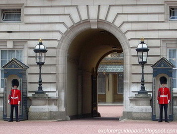 Penjaga Istana Buckingham