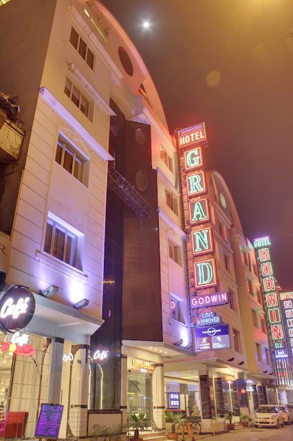 hotel near New Delhi Raiwlay station - hotel Grand godwin