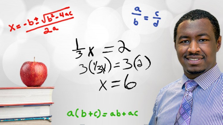 Learn Beginner Algebra with Examples