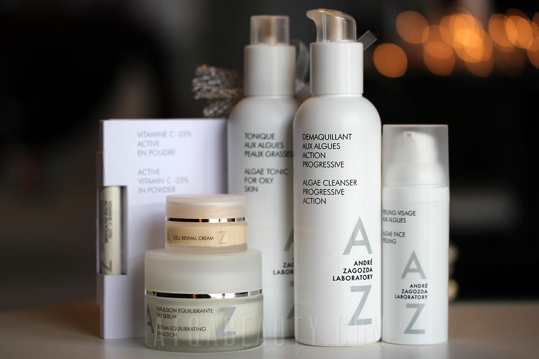 kosmetyki André Zagozda Laboratory