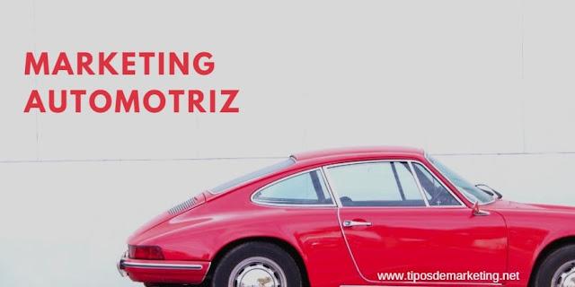 marketing automotriz