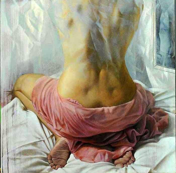 Итальянский художник. Alessandro Marziano