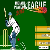 Play Indian Premier League 2012 Game