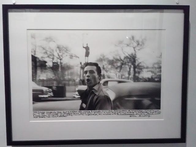 """portrait jack kérouac Exposition """"Beat Generation"""" au Centre Pompidou du 22 juin au 3 octobre 2016"""