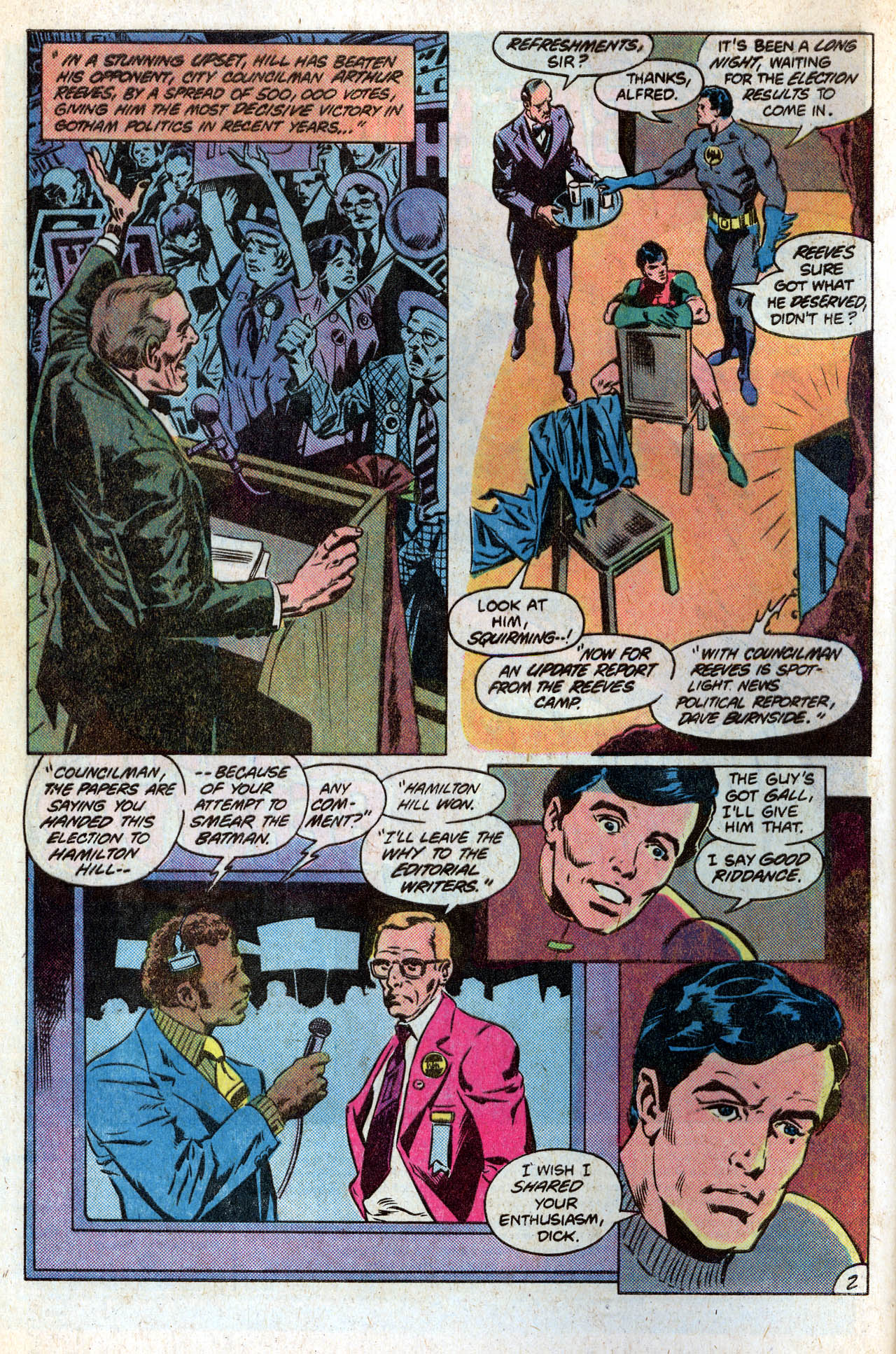 Detective Comics (1937) 511 Page 3