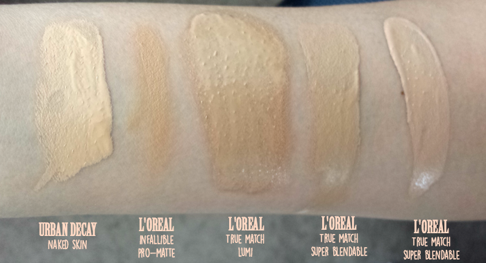Oreal True Matc... L'oreal Foundation Makeup True Match
