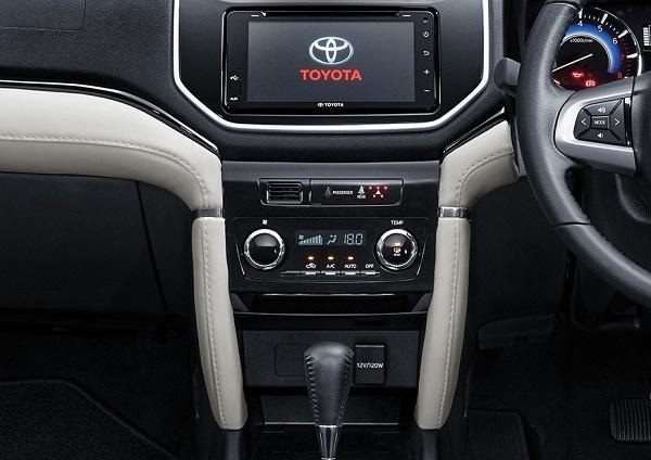 Interior All New Toyota Rush 2018