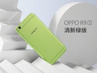 Gila! Oppo R9s Waran Hijau Habis Terjual di Cina Dalam 2 Menit Saja