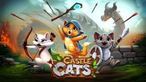 Castle Cats v1.8.7 - Bentuk dan Jadilah Pemimpin Pasukan Kucingmu!