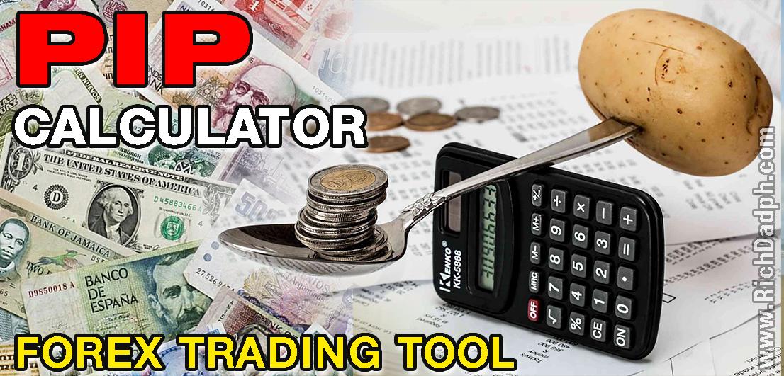 Pip calculator forex
