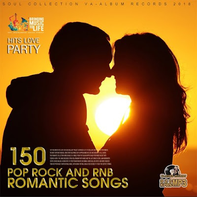 Pop Rock And RnB Romantic Songs 2018 Mp3 320 Kbps