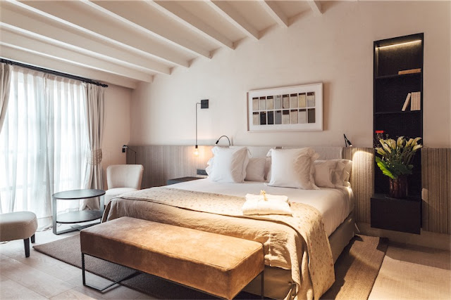 Sant Francesc hotel singular en Mallorca room chicanddeco