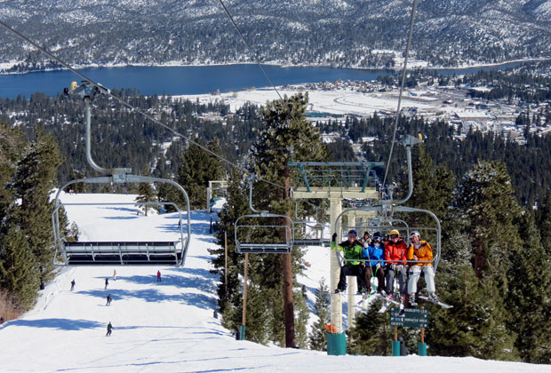 Turismo em Big Bear Mountain