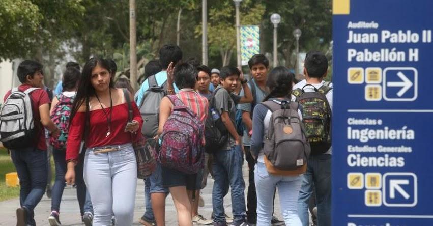 SUNEDU verifica acciones frente a violencia sexual o acoso en universidades - www.sunedu.gob.pe