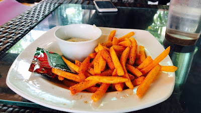 Masala Fries by Too Mikkii Tapas Tea Cafe, Chanakyapuri, New Delhi