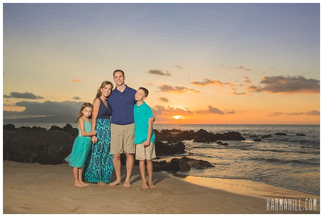 Hawaii Family Portraits