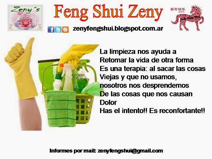 Zen y feng shui tao la gran limpieza del fin de a o for Como limpiar casa segun feng shui