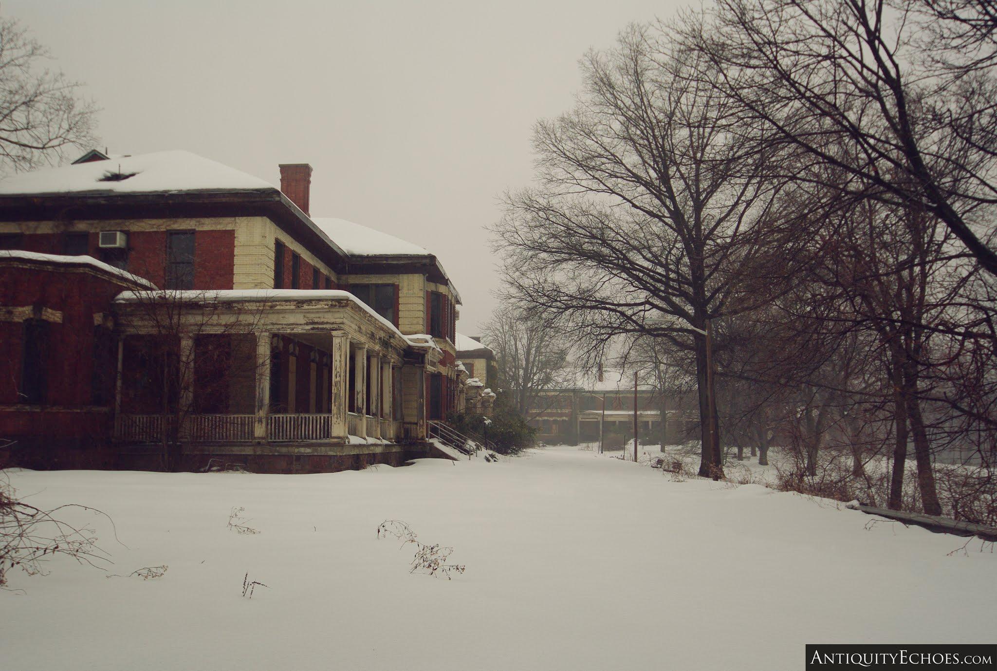 Overbrook Asylum - Silence
