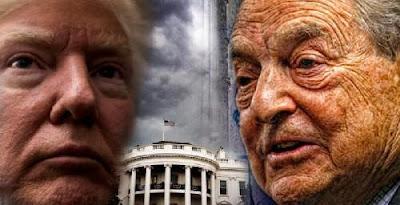 Сорос инициировал военный переворот, чтобы свергнуть Трампа