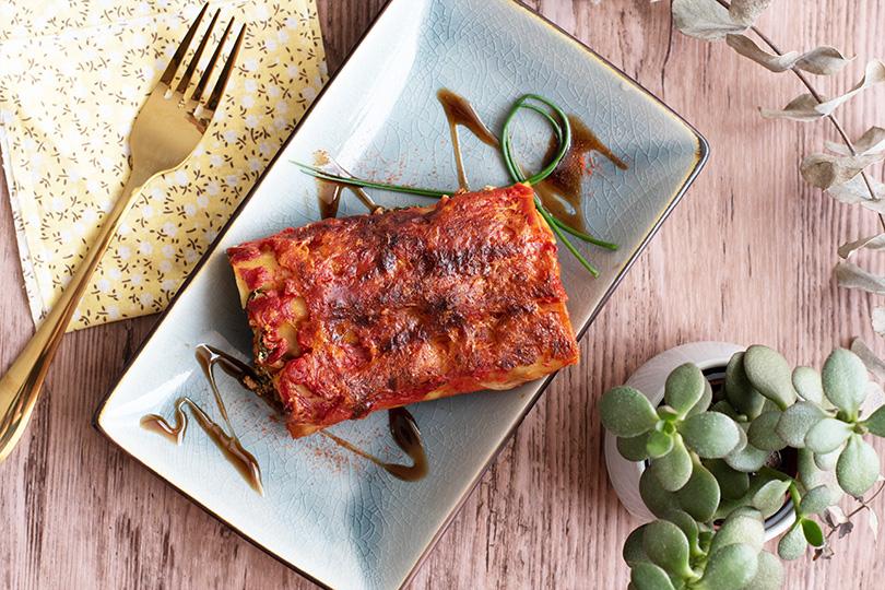 recette Cannellonis thon et basilic