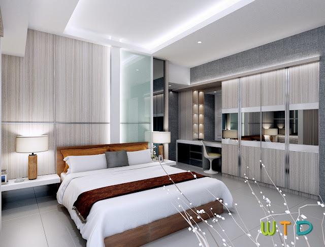 Desain Interior Kedamaian Bandar Lampung