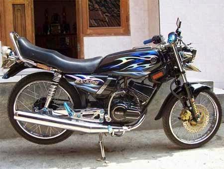 gambar yamaha RX 135