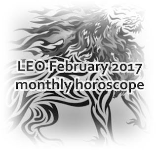 LEO February 2017 monthly horoscope forecast zone