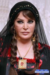 صفية العمري (Safia El Emary)، ممثلة مصرية