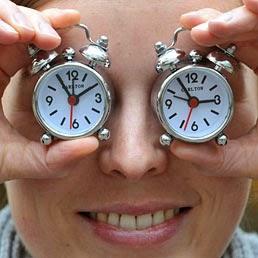 Come fare il cambio orario da ora legale a ora solare.