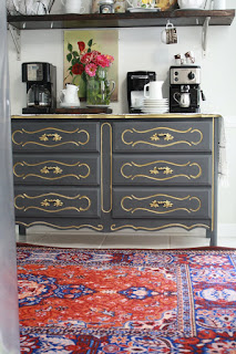 Our coffee station/nook - click on image to see