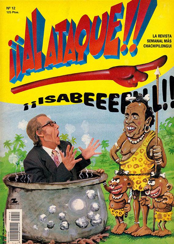 Revista Al ataque Nº 12