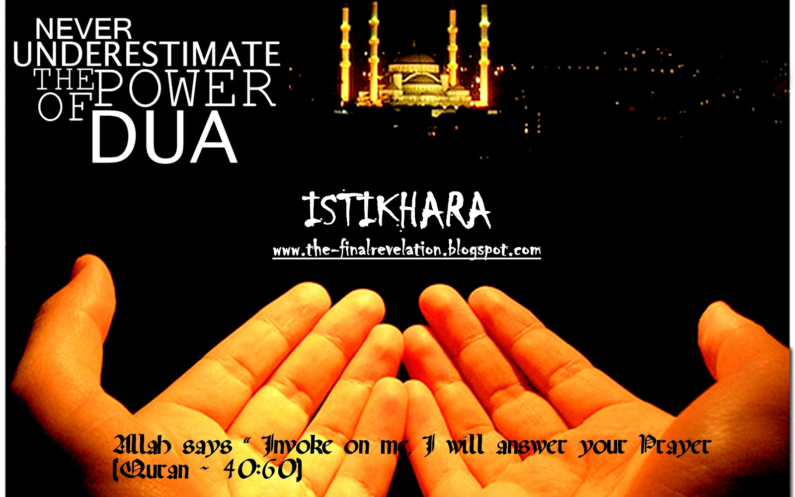 3 Ways to Ask Dua pictures