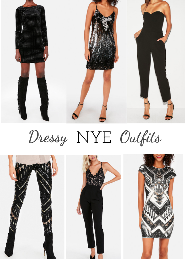 Dressy NYE Outfit Ideas