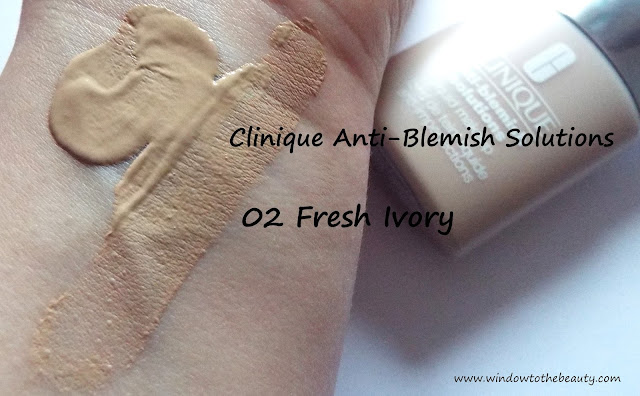 Clinique Anti-Blemish  02 Fresh Ivory