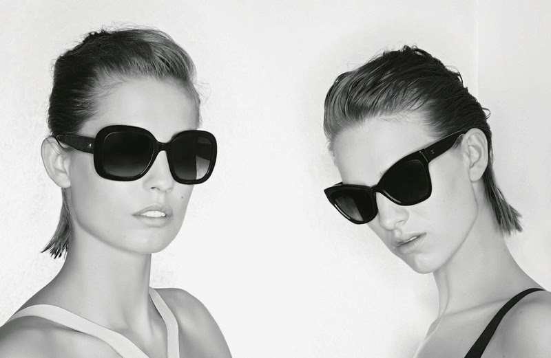 The Essentialist - Fashion Advertising Updated Daily ...Chanel Sunglasses 2013 Women