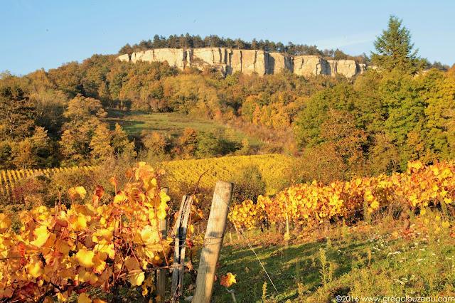 La falaise historique de Cormot reste, elle, accessible toute l'année(C) 2016 Greg Clouzeau