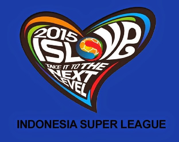 Logo resmi ISL 2015