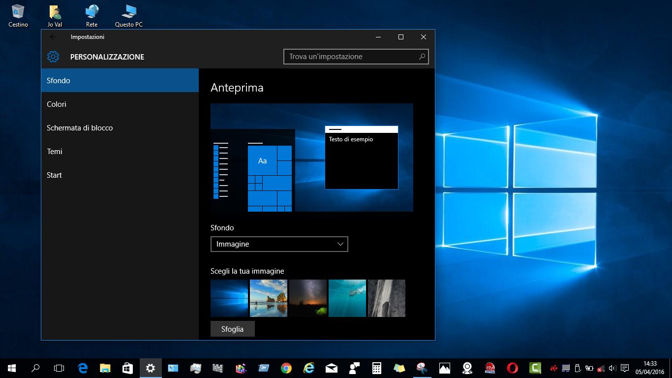 Tema scuro in arrivo su Windows 10 [Come attivarlo subito] HTNovo
