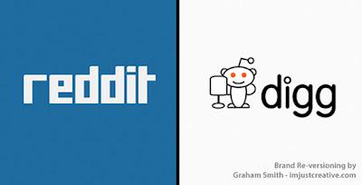 rbromas de marcas famosas reddit y digg