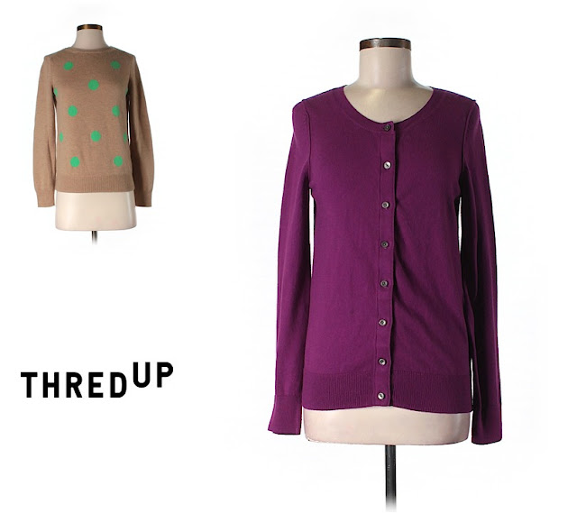 thredUP, an online consignment store for women and children
