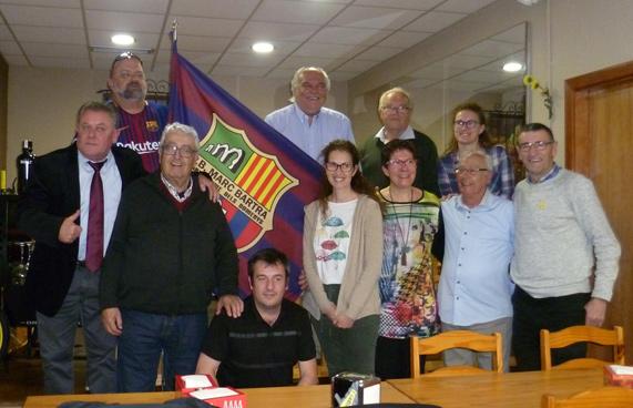 Esguard de Dona - 3a Xatonada de la Penya Blaugrana Marc Bartra de Sant Jaume dels Domenys