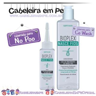 Condicionador e Tônico Bioplex - Soft Hair (No Poo)