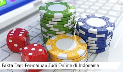 Fakta Dari Permainan Judi Online di Indonesia