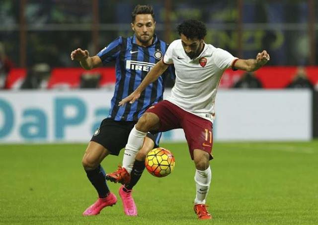 Inter Milan Bertemu AS Roma Skore 1-1