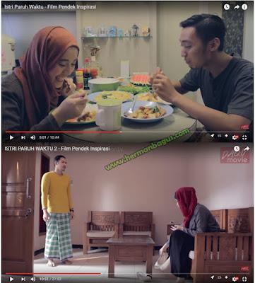 Istri Paruh waktu - Hermanbagus - Film Pendek Inspirasi