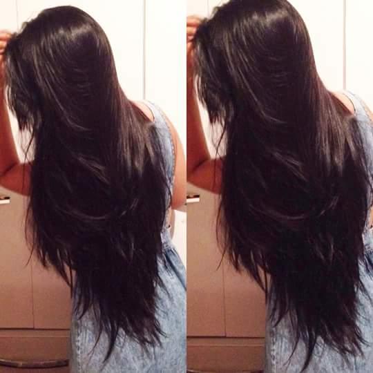 cabelo grande