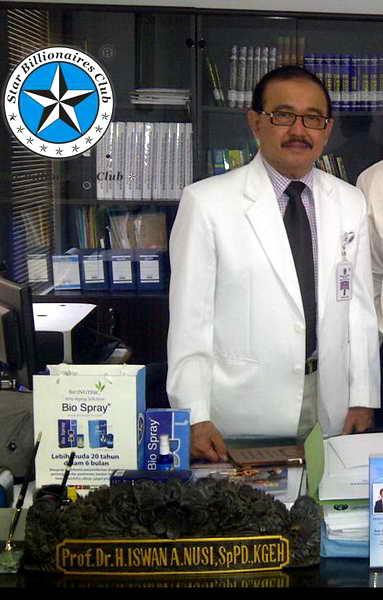 Biospray Bionutric Indonesia: RESEP DOKTER BIOSPRAY