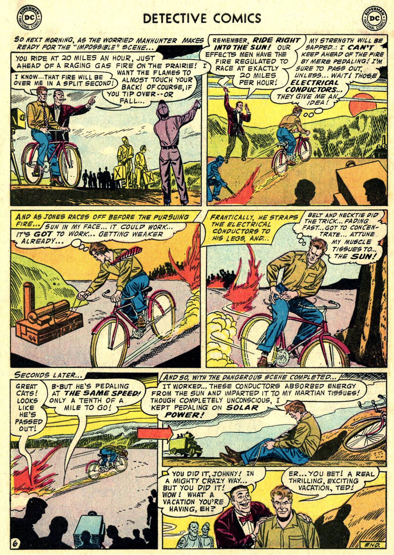 Read online Detective Comics (1937) comic -  Issue #244 - 32