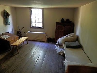 Bedroom at John Ferry House