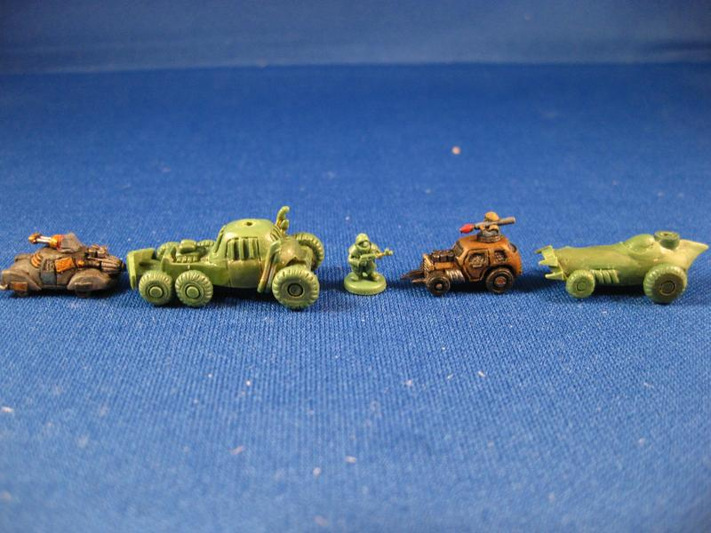 Tabletop Fix: Microworld Games- New 6mm Wasteland Previews